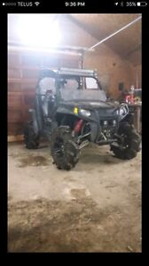 Reduced. Rzr 800s 2009  lots of upgrades