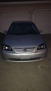 2002 Honda Civic For Cheap !