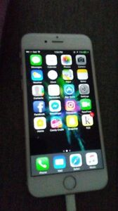 iPhone 6 with bell