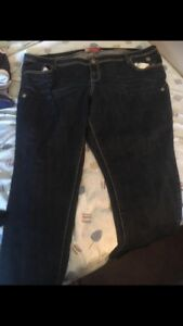 Brand new plus size apple bottom jeans