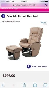 Valco Baby Rocking Chair Enfield Golden Plains Preview