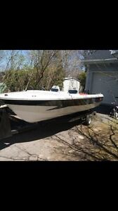 Boat / Chaloupe 16 ft