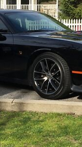 Dodge Challenger/Charger wheels (2016)
