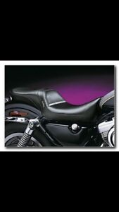 Wanted 82-03 sportster 2 up seat