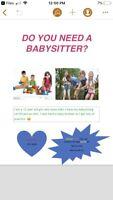 Babysitter in Sherwood park