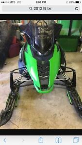 2012 f 8 lxr for sale
