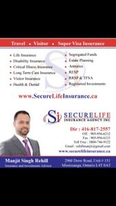 Travel, Visitor and SuperVisa Insurance