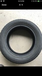 Two Sets of Tires, Good Condition