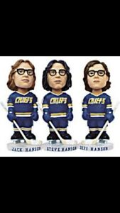 Looking for these Hanson Brother bobbleheads