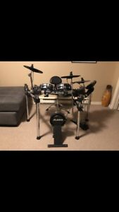 Alexis Mesh Electric Drum Kit