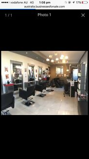 PRICE REDUCED! Boutique hair salon for sale ! Inner west