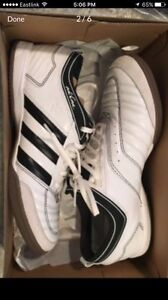 Brand new adicore adidas indoor soccer shoes 7.5