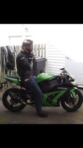 Kawasaki zx10r 2012
