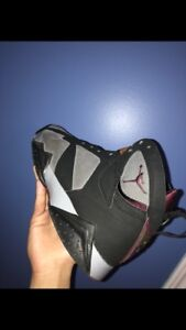 "Jordan retro 7 ""Bordeaux"""