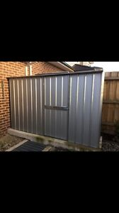 Steel Garden Shed Greensborough Banyule Area Preview