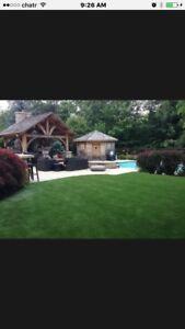 Artificial Grass / Waterproofing / Concrete