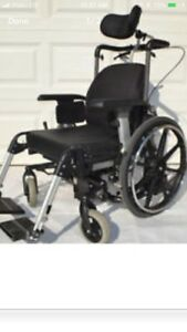 Walkers and wheelchair