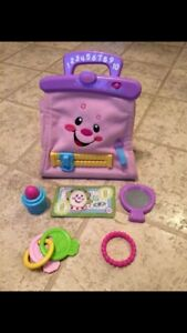Fisher Price Laugh and Learn My Pretty Purse