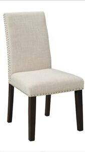 New parsons dinning room chairs 3 colours