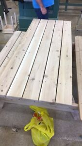 2 picnic tables for sale
