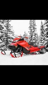 Skidoo rs xp xs parts