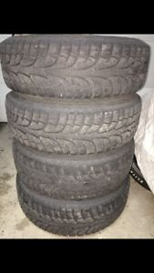 Pneus Hankook RW11 Ipike 245/70/17 Winter Tires