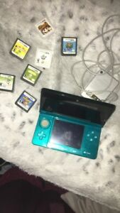 3D DS and games