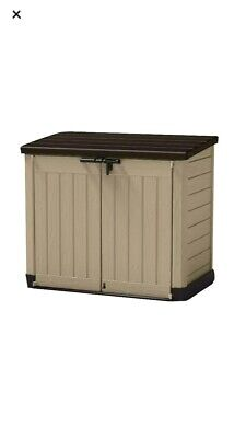 Keter Store-it-Out Max 1200L Outdoor Storage Box New Flat Packed.