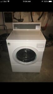Huebsch Refurbished Commercial Washer and Dryer set