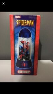 Spider-Man motion lamp