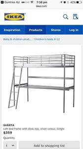 IKEA bunk bed Medindie Gardens Prospect Area Preview