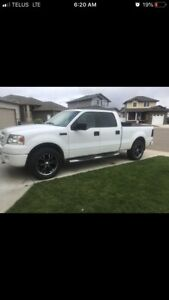 2007 ford f150 fx4