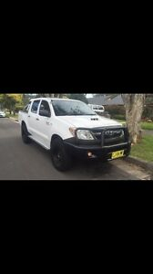 2007 Toyota hilux sr Kings Langley Blacktown Area Preview