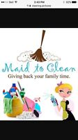 $130/FLAT RATE FOR A DETAILED HOME CLEANING!