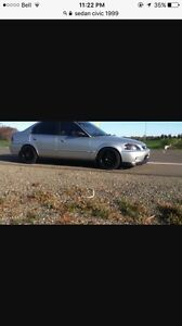 Looking for a 5 speed civic