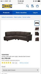 ** NEW IKEA SECTIONAL COUCH **