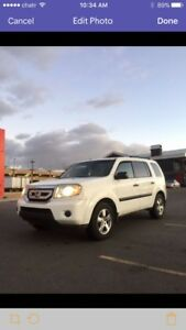 Honda Pilot 2010 need gone
