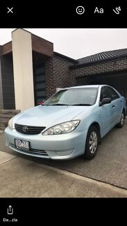2004 camry altise