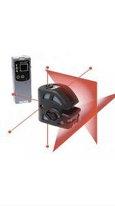 Octabeam multi line dot laser level with receiver Port Melbourne Port Phillip Preview