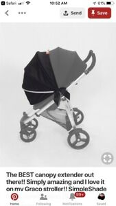 Olive and Olivia Stoller Canopy Extender