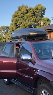 Roof pod/box for vehicles up for RENT! $25!!!