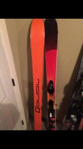 Prior Husume skis 169