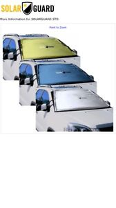 Solar Guard Windshield Cover  Brand New!