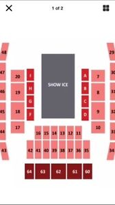 3x Disney on Ice tickets Werribee South Wyndham Area Preview