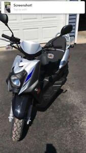 Yamaha Zuma X 50cc 2017
