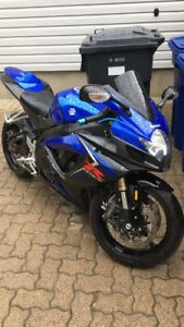 2007 GSXR-600 for sale