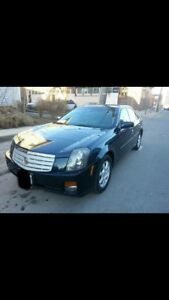 LOW KM - Cadillac CTS great condition 2007