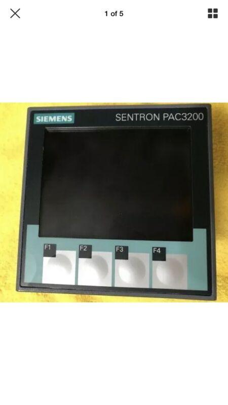 Sentron PAC 3200 Siemens