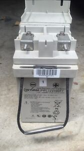 Yuasa 12V AGM Deep Cycle Battery 100ah PWL12V100FT Cashmere Pine Rivers Area Preview