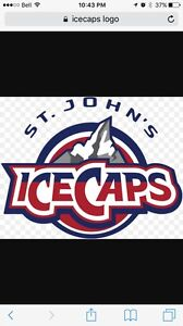 2 Icecaps Tickets for Sat Feb 25